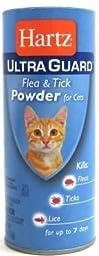 Hartz 2 In1 Flea Tick Powder Cat (3-Pack)