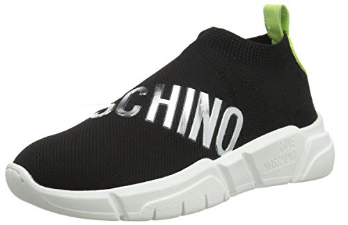 Infilare Donna Neronero CalzinoSneaker nod running35 Moschino Sca 00a Love hQrxdstC