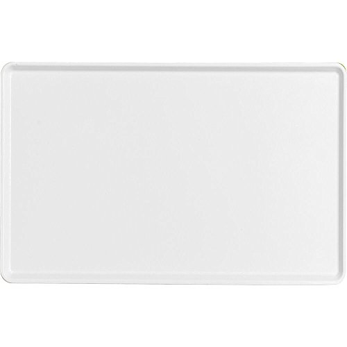 Low Profile Plastic White Dietary Tray