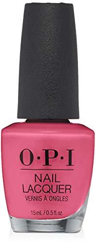 Pink Lacquer Nail Polish - OPI Nail Lacquer, Pink Flamenco, 0.5 fl. oz.