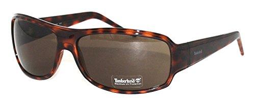 TB7077 Lunettes de soleil sport en plastique, Demi, lentille marron solide TB7077 @ 0052E