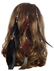 Set of 3 Handmade Boho Hippie Hair Extensions with for sale  Delivered anywhere in USA
