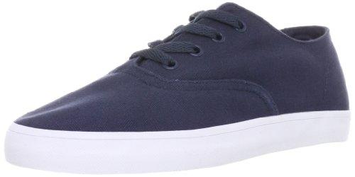 Supra Wrap Size 4 Navy - White Skate Shoes