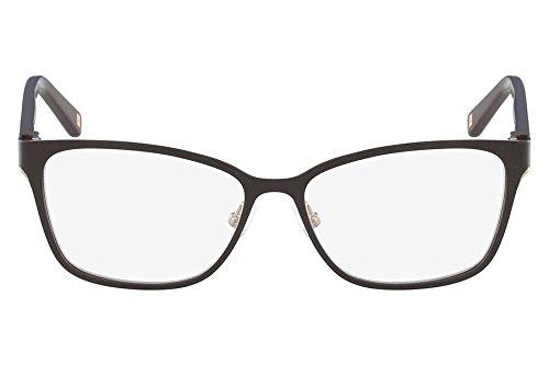 38aadc67797a5 Óculos De Grau Nine West Nw1070 210 52 Marrom ...