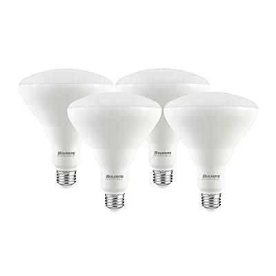 Bulbrite Medium Base Dimmable LED BR40 Reflector BulbSoft White