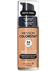 Revlon Colorstay SPF 15 Makeup Foundation for Combination/Oily Skin