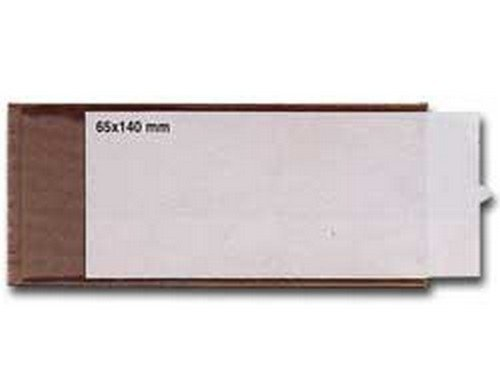 SEI ROTA 2 portaetichette adesive ies a4 65x140mm sei 25230