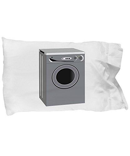 Pillow Covers Design Washing Machine Funny Halloween Costume