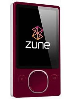 Amazoncom Zune Hd 32 Gb Video Mp3 Player Platinum Home Audio