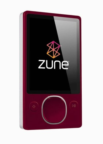 Zune 80 GB Digital Media Player