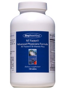 Allergy Research Group – NT FactorsTM Advanced Physician Formula 150 tabs For Sale