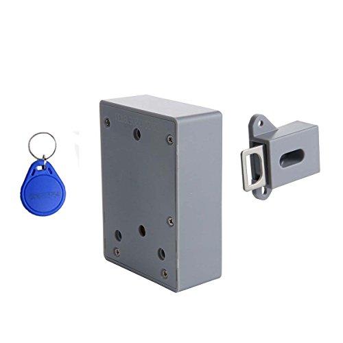 Diconna RFID Electronic Cabinet Lock Hidden DIY Lock Kit Set for Drawer Locker by Diconna (Image #2)