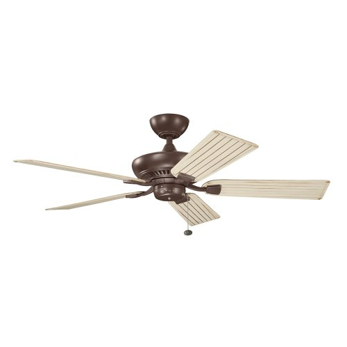 Kichler 320500CMO Climates Canfield Climates Fan Motor, Coffee -