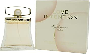 Love Intention By Estelle Vendome For Women. Eau De Parfum Spray 3.3 Ounces