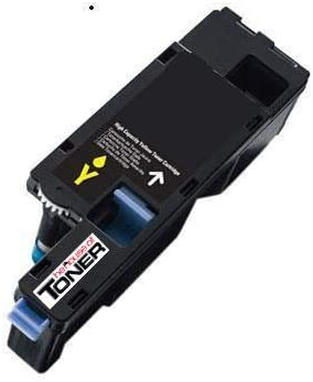 C1660w The House of Toner Compatible Toner Cartridge Replacement for DELL 332-0402 V53F6, Yellow