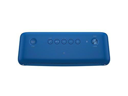 31685LSFZUL - Sony SRSXB30/BLUE Portable Wireless Speaker with Bluetooth, Blue