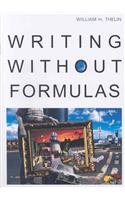 Writing Without Formulas