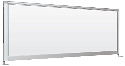 Best-Rite 90133 Desktop Privacy Panel (Porcelain Steel 48