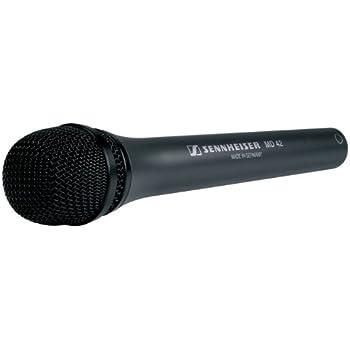Sennheiser MD42 - Handheld Dynamic Omnidirectional Field ENG/EFP Microphone