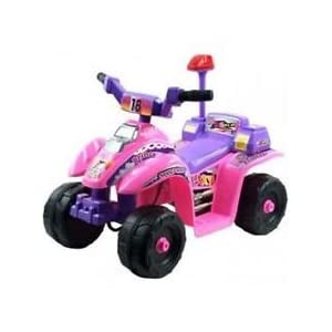 Disney-Princess-Mini-Quad-Ride-on-Car-Four-Wheel-Pink-Purple-ATV-Ride-on-Toy-for-Kids-with-South-Effects-This-Battery-Powered-Car-Is-Recommended-for-Children-Ages-2-4-Year-Old-6v-45ah-X-1-Battery-Incl