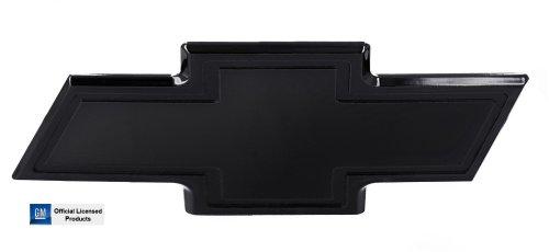 AMI 96015K Chevy Bowtie Grille Emblem with Border (Chevy 05-10 Cobalt Front) - Black Powdercoat