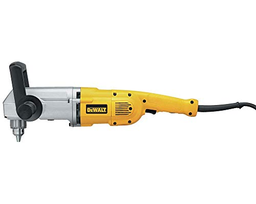 DEWALT DW124 11.5 Amp 1/2-Inch Right Angle Drill