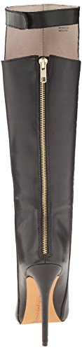 Slouch Black Faux ZiGiny Boot Women's Mayra 4IqxqawEOc