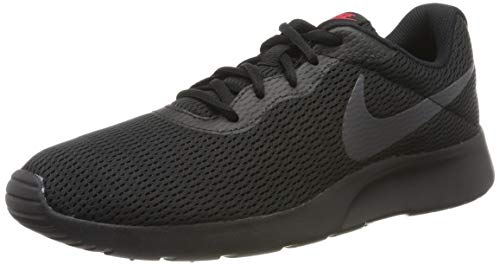 NIKE Men's Tanjun Sneakers, Breathable Textile Uppers and Comfortable...