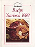 Recipe Yearbook, 1989, Bon Appétit Magazine Editors, 0895352176