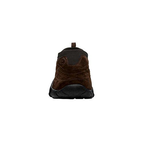 Propet Heren M3850 Wasbare Moc Wandelschoen Brownie, Zwart
