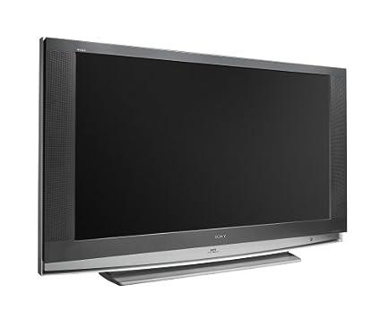 amazon com sony kdf e60a20 60 inch lcd rear projection television rh amazon com sony grand wega lcd projection tv replacement lamp sony grand wega 60 inch lcd projection tv manual