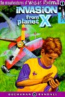 book cover of Invasion from Planet X
