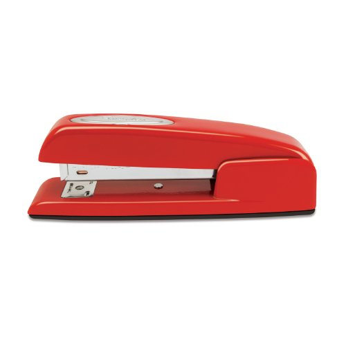 Image of Swingline Stapler, 747, Business, Manual, 25 Sheet Capacity, Desktop, Rio Red (74736)