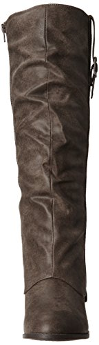 Jellypop Womens Braham Slouch Laars Taupe Dist