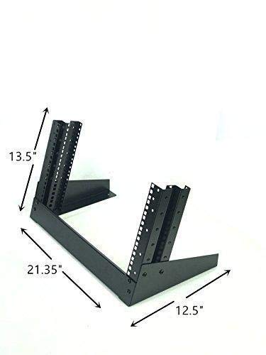 Raising 6U 8U 9U Stand Open rack Equipment fram for server networking and data system (6U)
