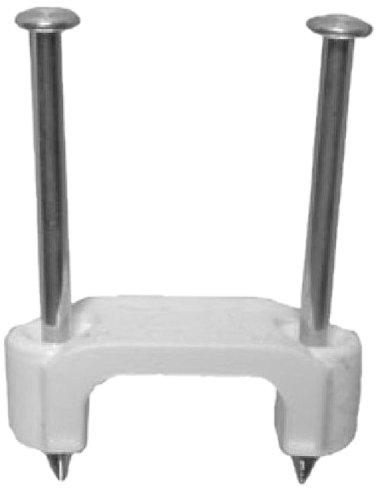 L.H. Dottie PLX75P Staple 2 Nail, 3/4-Inch, White, 3000-Pack