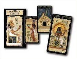 Egyptian Tarot deck: Lo Scarabeo, Silvana Alasia ...