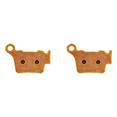 Outlaw Racing OR368 Rear Sintered Brake Pads KTM 300XC/W 2006-2015 400EXC 04-07: Automotive