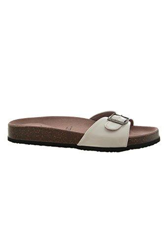 sandales - nu pieds les p'tites bombes opaline blanc