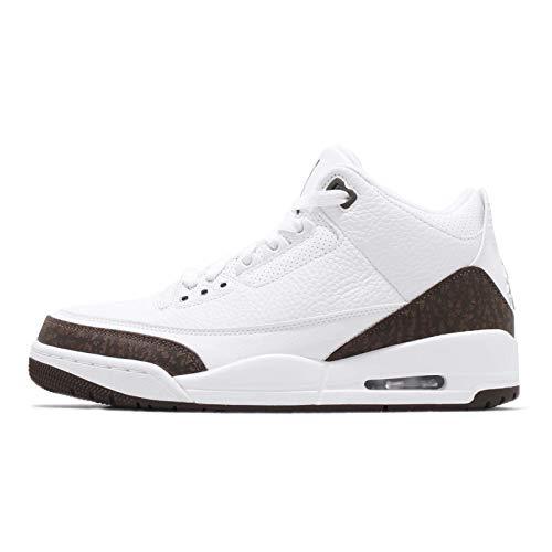 Jordan Air 3 Retro - US 12 (Mens Air Jordan Retro 3 Basketball Shoes)