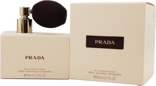 Prada Tendre By Prada For Women. Eau De Parfum Spray Refillable - Prada Classic