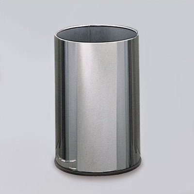 Metallic Designer 5 Gal. Executive Waste Receptacle [Set of 12] ()