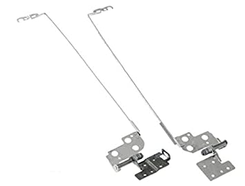 New for Lenovo Ideapad 110-15IBR 110-15ISK LCD Screen Left Right Hinges Set