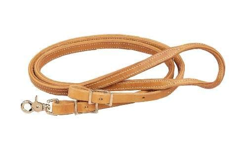 Tory Harness Leather Hand Hold Roping Rein