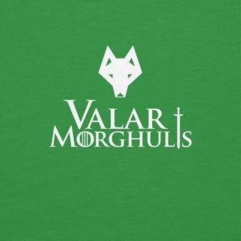 Texlab Got: Valar Morghulis - Damen T-Shirt, Größe S, Grün