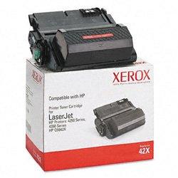 Xerox Replacement Parts - Xerox 006R00959 Replacement High-Yield Toner Cartridge For Q5942X 42X Black