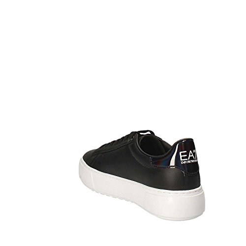 Emporio Armani Sneaker Unisexe Chaussures Noir 248005-7a299-0002012