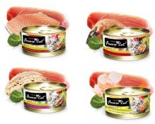 Fussie Cat Variety Pack - Canned Cat Food - 12/2.8oz Cans (12 Count)