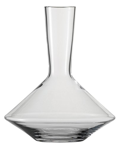 Schott Zwiesel Tritan Crystal Glass Pure Collection 3/4-Liter Carafe (Schott Zwiesel Glass Decanter)