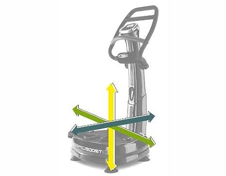 BH Hipower - Plataforma Vibratoria Yv30R Vibroboost GS: Amazon.es ...